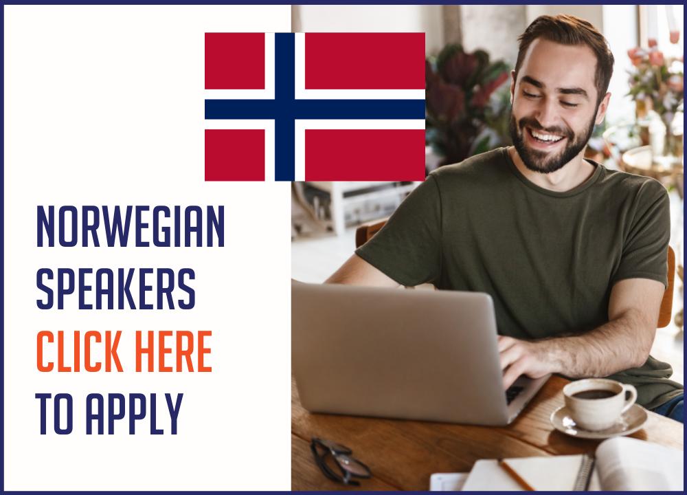 Norwegian Speaker