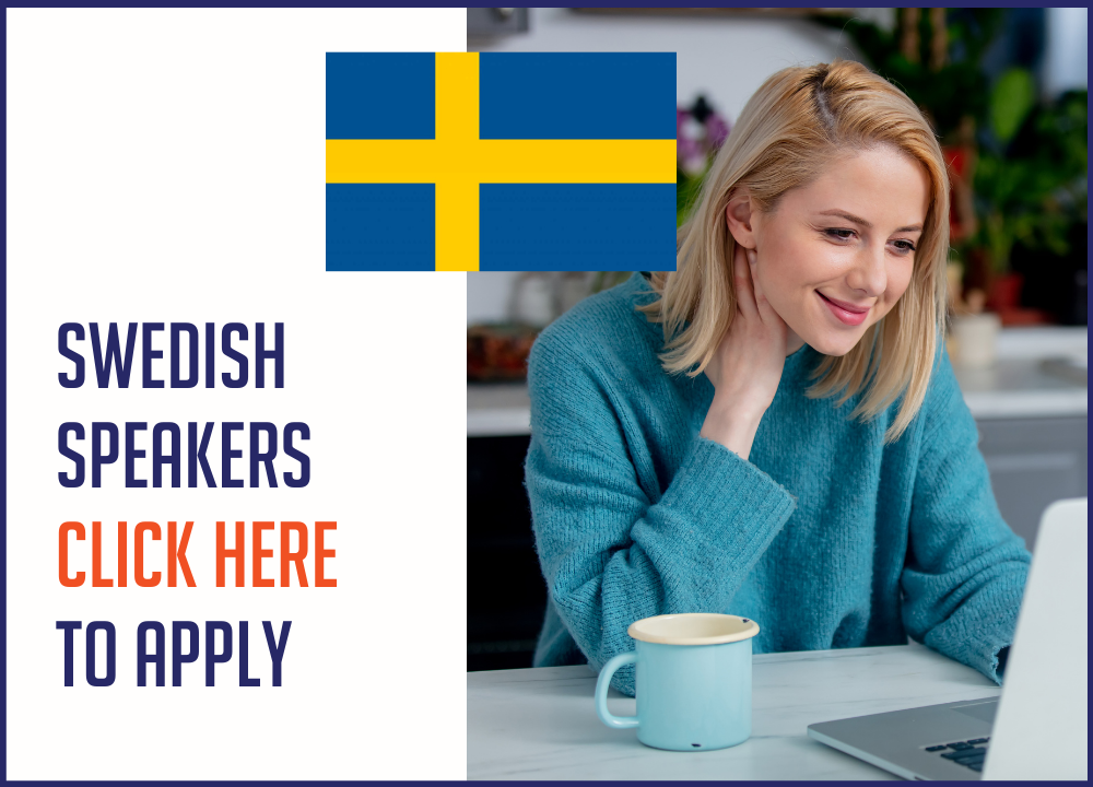Swedish Speaker