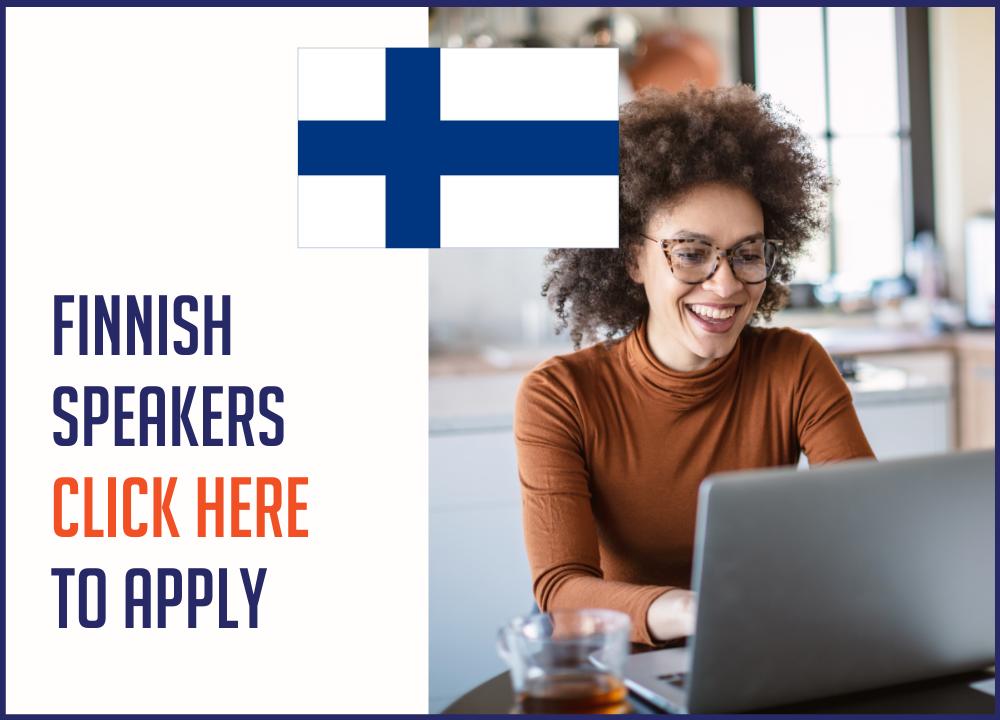 Finnish Speaker