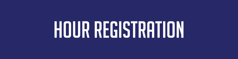 Hour Registration